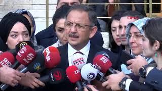 Mehmet Özhaseki: Ankara'nın değerlerini öne çıkaracak projeleri açıklayacağım
