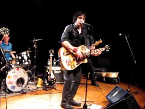 Jesse Malin - Broken Radio-Teatro comunale di Dozza  2- 4 -2011