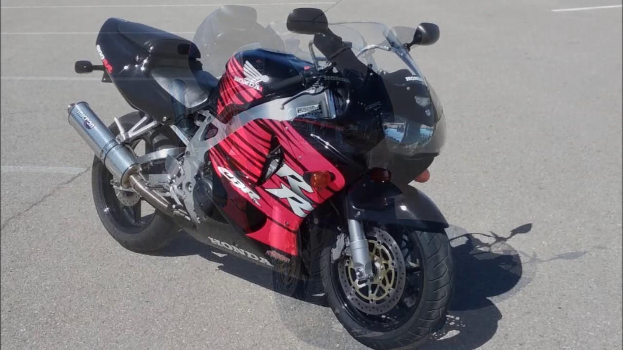 CBR900RR For Sale - Boise Craiglist - YouTube