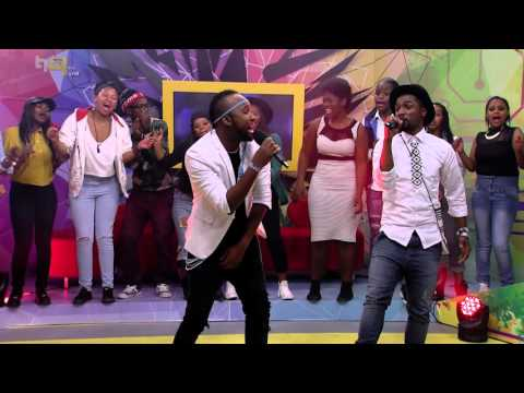 Nathi ft Vusi Nova performs Nomakanjani -  Live Performances