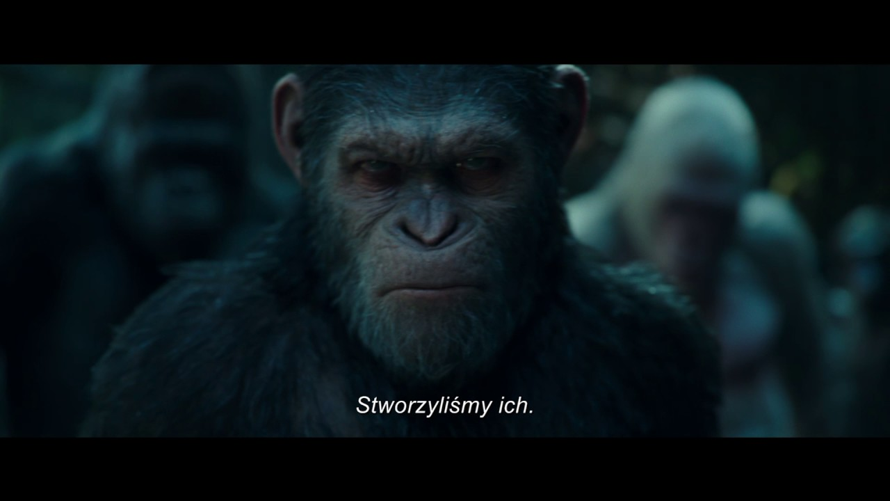 Wojna o planetę małp   Zwiastun [#1]   2017