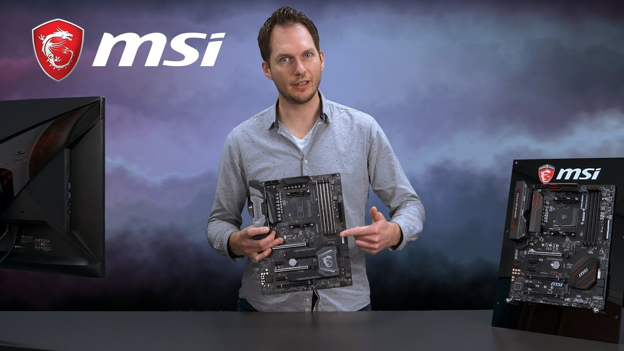 What you need to know about MSI X470 GAMING M7 AC | Gaming Motherboard | MSI