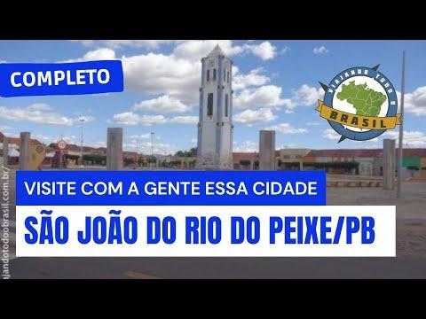 Viajando Todo o Brasil - São João do Rio do Peixe/PB - Especial