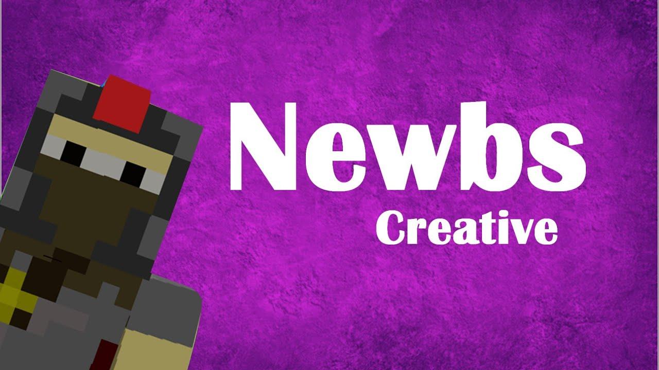Download Newbies: Creative (Minecraft Machinima)