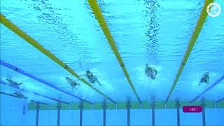 U.S. Women Go 1-2 In 200m Freestyle   Pan American Games Lima 2019