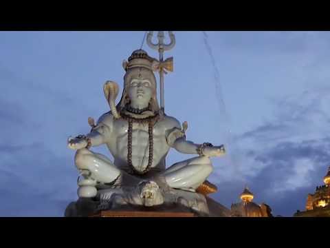 Beautiful Siva Statue In Vivekananda Kendra,Kanyakumari