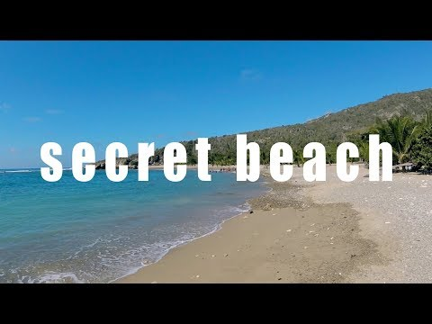 One Of The Most Beautiful Beaches In Cuba - No Tourism | Jan Klaeui
