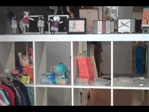 Video Tour of Art Star Gallery & Boutique