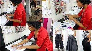 TK Life Vlog #1: Becoming a Self-Taught Fashion Designer