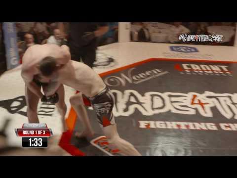 Made 4 The Cage 21 - Supremacy - Scott Brady VS Mitch Dobbins