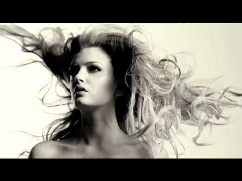 Lily Donaldson's Hair in Slow Motion
