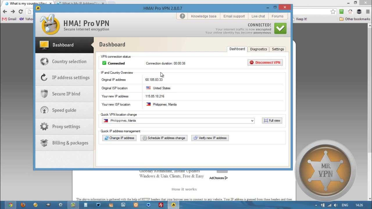 How to use a Philippine VPN proxy service
