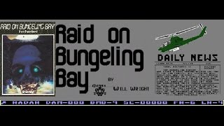 Raid on Bungeling Bay (C64) - German Walkthrough / Longplay - Legendary Games Podcast