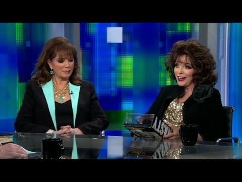 CNN  : Joan Collins on Linda Evans 'Dynasty'