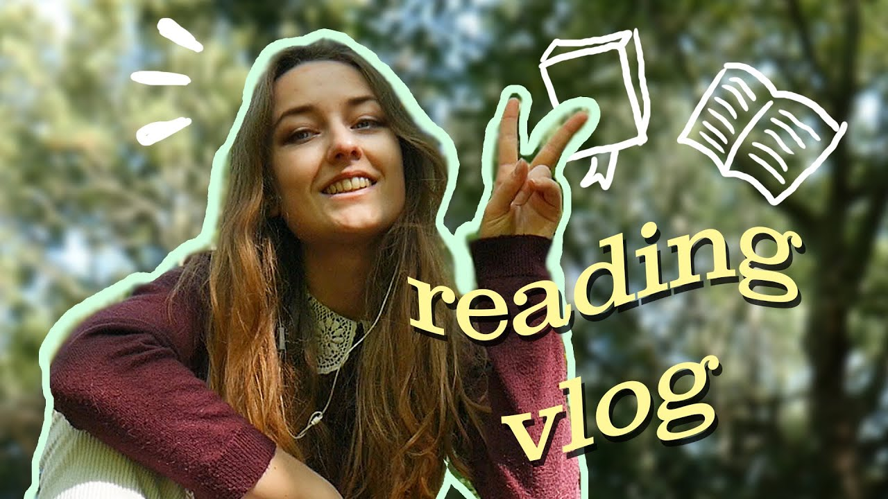 😱 4 books in 1 week & Forest Adventures 🍂 / Reading Vlog #12