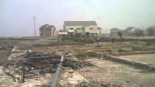 いわき市駅から沿岸部を見て、湯本温泉まで行きました。そのタクシーの...