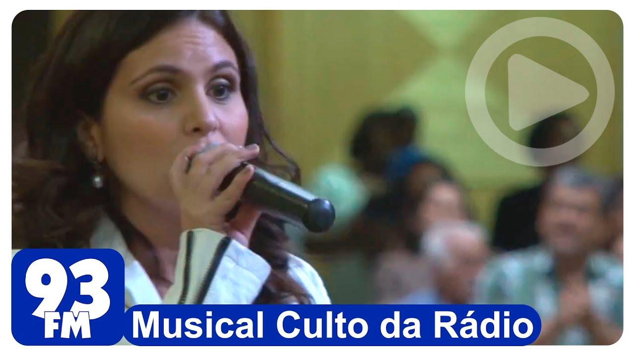 Aline Barros - Musical Culto da Rádio - Vitória No Deserto