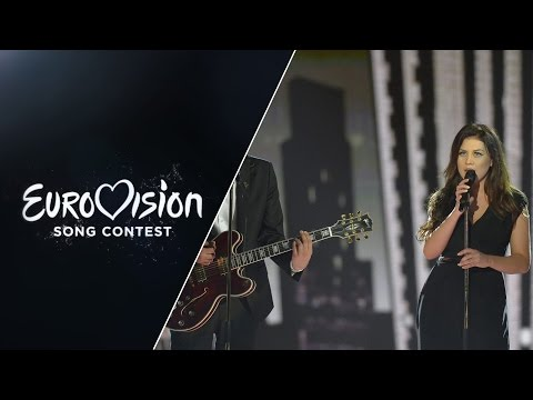 Elina Born & Stig Rästa - Goodbye To Yesterday (Estonia) - LIVE at Eurovision 2015: Semi-Final 1