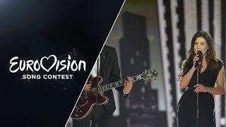 Elina Born & Stig Rästa - Goodbye To Yesterday (Estonia) - LIVE at Eurovision 2015: Semi-Final 1 Resimi