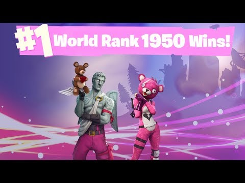 #1 World Ranked 1,950 Solo Wins - Road to 2,000 Wins!