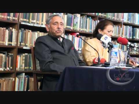Mani Shankar Aiyar talks on Indian Foreign Policy