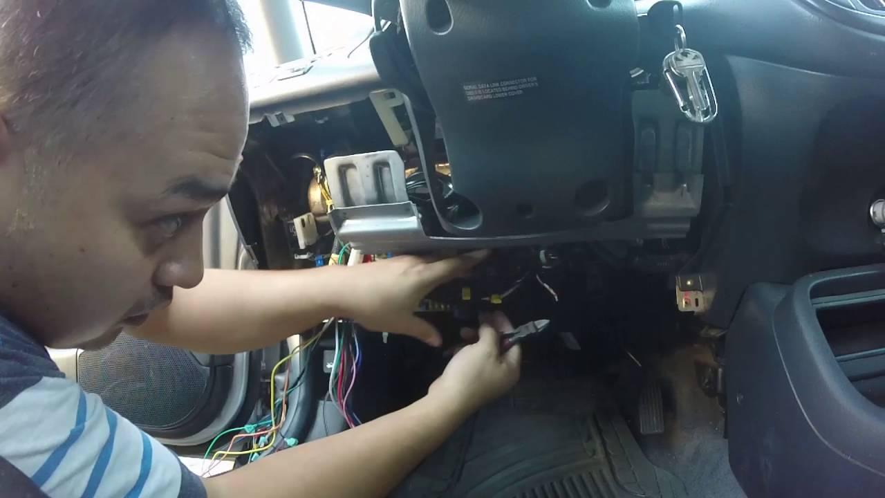 hight resolution of honda civic viper car alarm install tutorial youtube python 991 wiring diagram viper car alarm wiring diagram