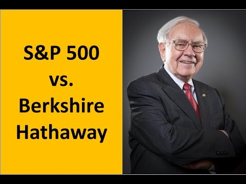 Berkshire is better than the S&P 500 - invest with Buffett