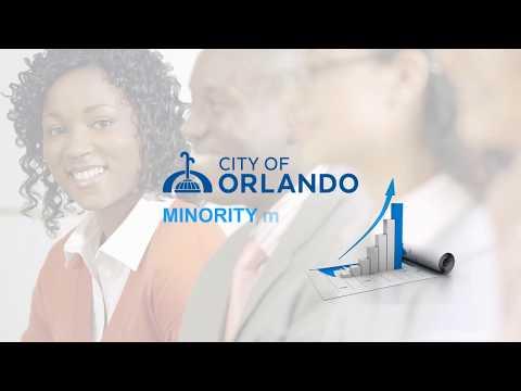 City of Orlando Minority Women & Business Outreach