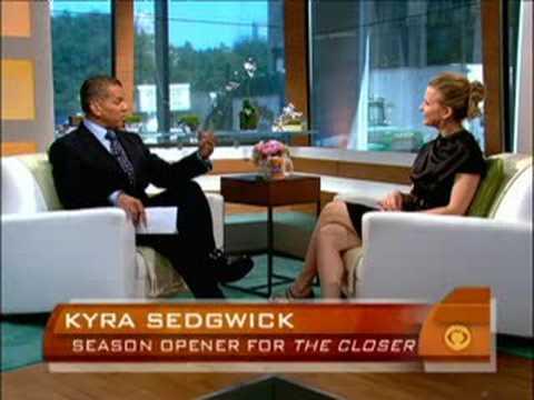 Kyra Sedgwick Returns