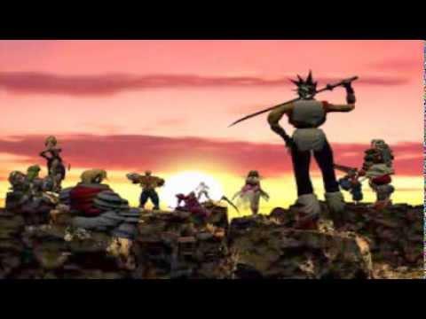 Battle Arena Toshinden 3 intro (PS1)