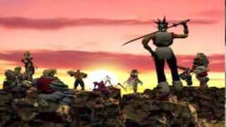 Battle Arena Toshinden 3 intro (PS1)