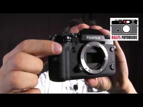 Fujifilm X-T1 - Vorstellung (Deutsche Version)