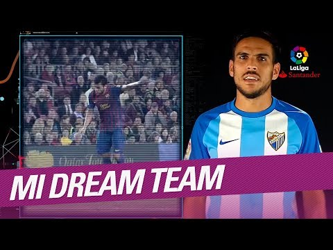 Mi Dream Team: Recio, Málaga CF