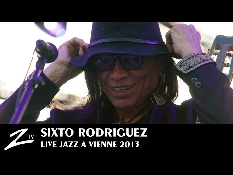 Sixto Rodriguez - I Wonder & Sugar Man - LIVE HD