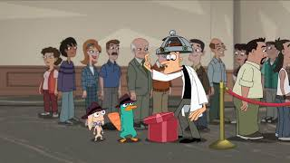 Phineas and Ferb - Perrysode - Where's Pinky?