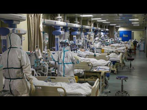 Coronavirus death toll in China exceeds 800, overtaking global SARS fatalities