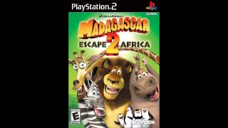 Madagascar: Escape 2 Africa Game Music - Volcano Rave  Dance Like an African 