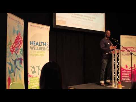 Developing young people's Speaking & Listening skills [Salmon Youth Centre Open Day event]