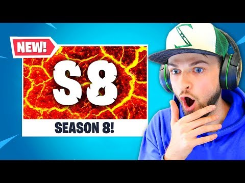SEASON 8 - BREAKING NEWS!