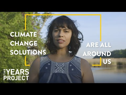 The Solution To Climate Change Is All Around Us
