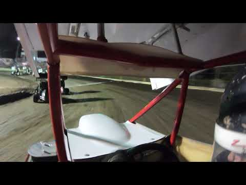 Port City Raceway 9-21-19 Rob Heat - Sportsman Class
