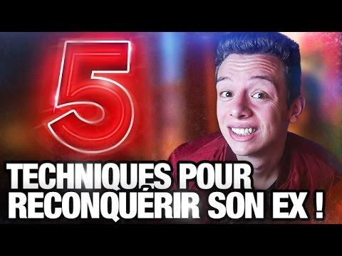 5 TECHNIQUES POUR RECONQUÉRIR SON EX !
