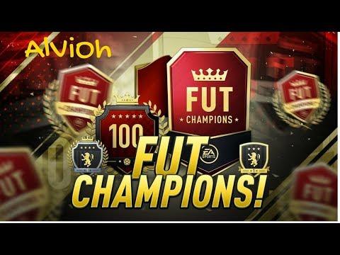 FIFA 18| FUT CHAMPIONS IN LIVE CON NEYMAR 93 E CRESPO PRIME!