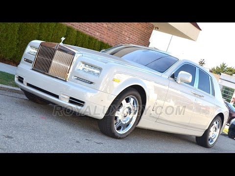 2018 Rolls Royce Phantom Limo Series Ii Rent It Now