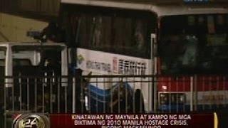 Kinatawan ng Maynila at kampo ng mga biktima ng 2010 Manila Hostage Crisis, bigong magkasundo