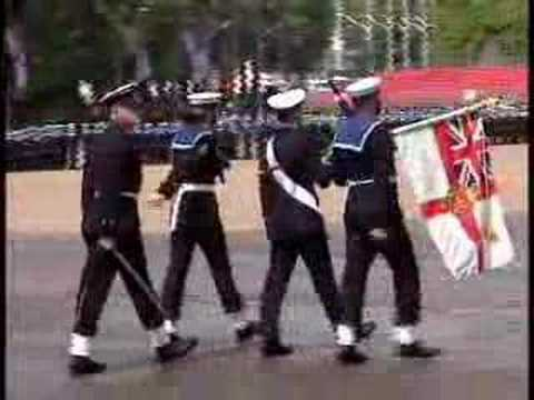 Royal Navy Reserve - RNR100 Centennial Parade - Heart of Oak