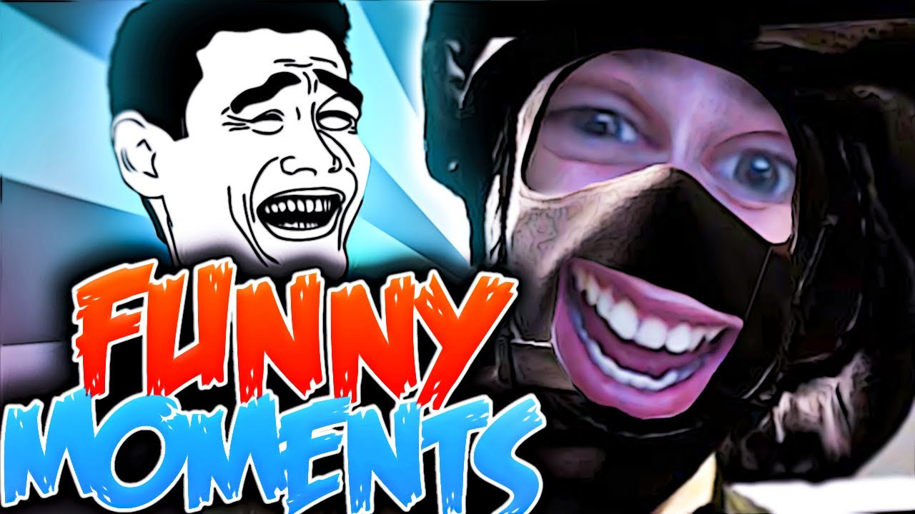 RAGE QUIT! – FUNNY MOMENTS