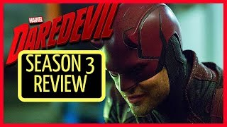 Daredevil Season 3 Netflix Original Series Review