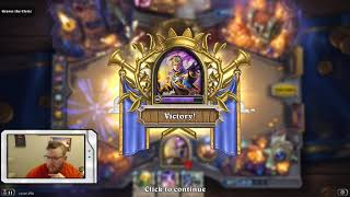 Hearthstone | Failsauce ^_^ | Late Night STream
