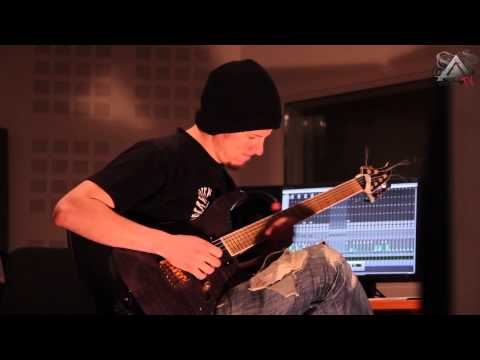 Amaranthe Studio diary the second coming part 7 JAKE E